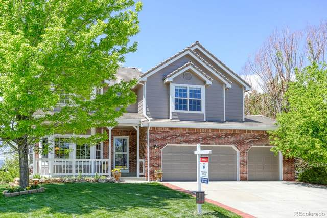 4725 Western Evening Court, Castle Rock, CO 80109 (#3079689) :: My Home Team