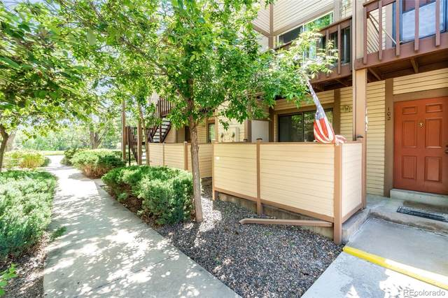 1111 S Garrison Street #102, Lakewood, CO 80232 (MLS #3079802) :: 8z Real Estate