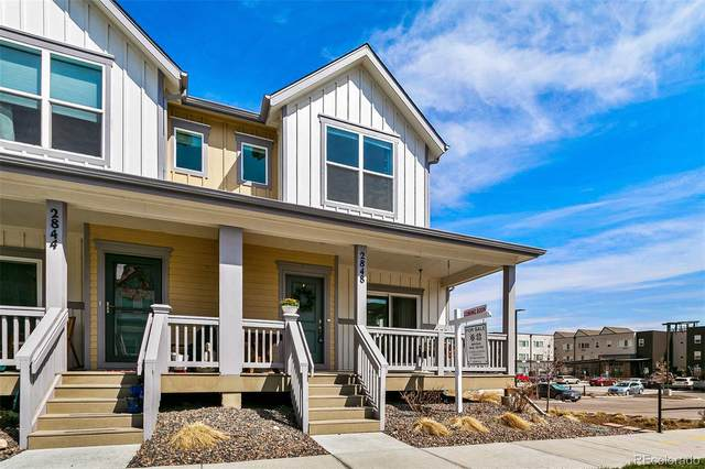 2848 S Fox Street, Englewood, CO 80110 (#3079863) :: Arnie Stein Team | RE/MAX Masters Millennium