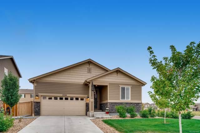 25526 E Bayaud Avenue, Aurora, CO 80018 (MLS #3080009) :: 8z Real Estate