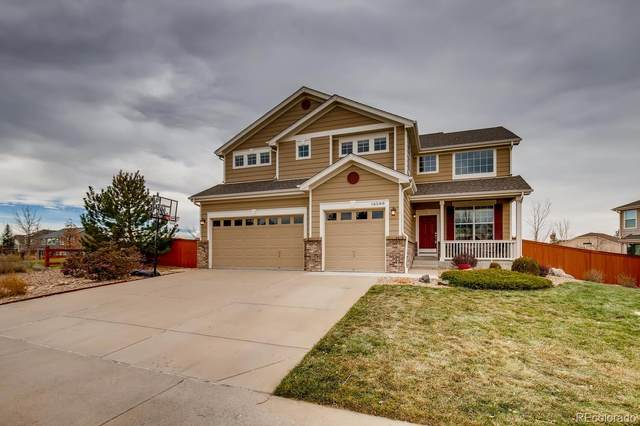 16588 Hitching Post Circle, Parker, CO 80134 (#3080207) :: Real Estate Professionals