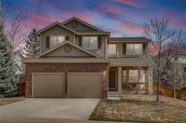 10040 Macalister Trail, Highlands Ranch, CO 80129 (#3080227) :: Compass Colorado Realty