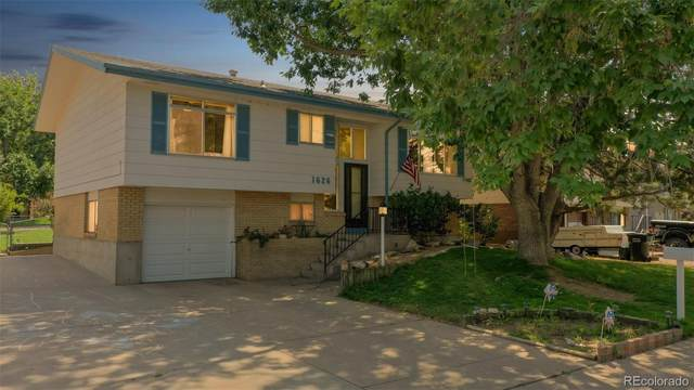 1626 26th Avenue Court, Greeley, CO 80634 (#3080519) :: The HomeSmiths Team - Keller Williams