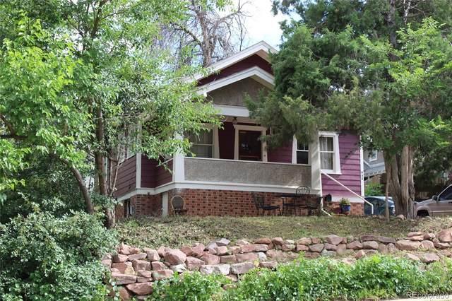 932 Arapahoe Avenue, Boulder, CO 80302 (MLS #3080595) :: 8z Real Estate