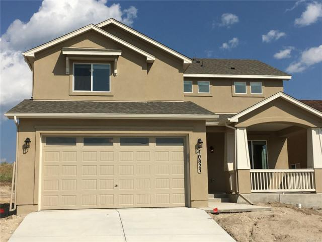 10827 Warm Sunshine Drive, Colorado Springs, CO 80908 (#3080951) :: The Umphress Group