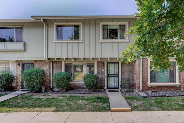 420 S Balsam Street, Lakewood, CO 80226 (#3081181) :: The HomeSmiths Team - Keller Williams