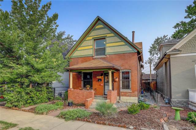 1513 E 29th Avenue, Denver, CO 80205 (#3081376) :: The Brokerage Group