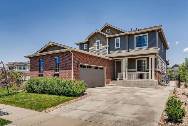 7556 S Quantock Court, Aurora, CO 80016 (#3081864) :: Kimberly Austin Properties