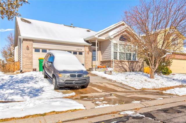 13979 E 106th Avenue, Commerce City, CO 80022 (#3081990) :: The Peak Properties Group