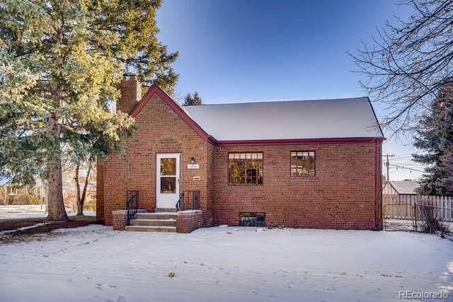 5638 E 16th Avenue, Denver, CO 80220 (#3082242) :: Wisdom Real Estate