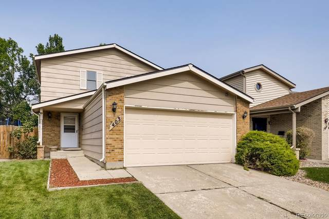 403 E 118th Place, Northglenn, CO 80233 (#3082260) :: The Harling Team @ Homesmart Realty Group