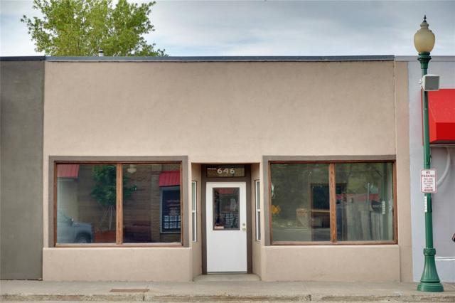 646 Main Street, Meeker, CO 81641 (#3082474) :: Arnie Stein Team   RE/MAX Masters Millennium