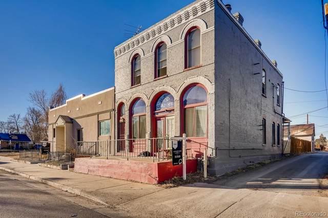 3225-3227 W 1st Avenue, Denver, CO 80219 (#3082481) :: Portenga Properties - LIV Sotheby's International Realty