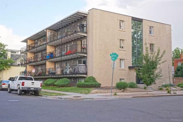 100 S Clarkson Street #102, Denver, CO 80209 (#3083370) :: milehimodern