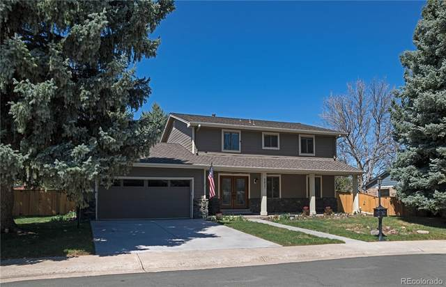 5827 S Fulton Way, Greenwood Village, CO 80111 (#3083459) :: The Gilbert Group