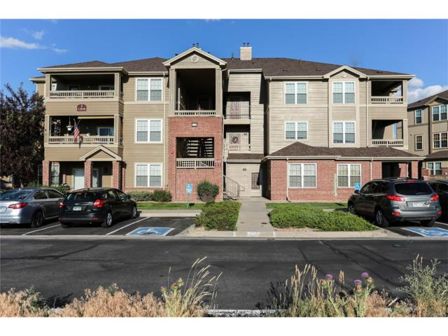 12858 Ironstone Way #203, Parker, CO 80134 (MLS #3083570) :: 8z Real Estate