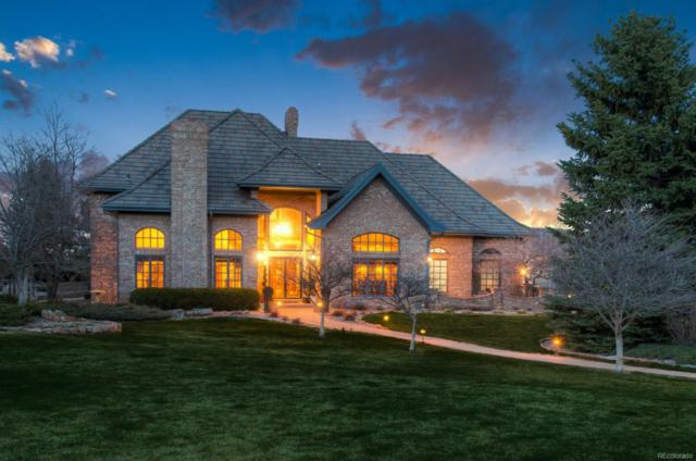 54 Golden Eagle Lane, Littleton, CO 80127 (#3083931) :: The City and Mountains Group