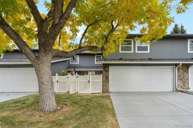 2704 S Xanadu Way, Aurora, CO 80014 (#3084011) :: iHomes Colorado