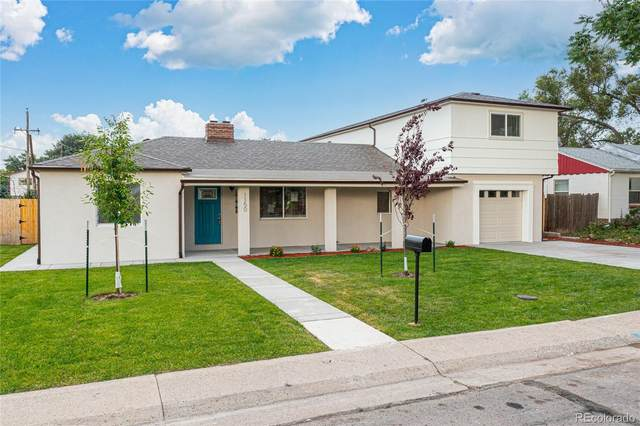 1150 S Eliot Street, Denver, CO 80219 (MLS #3084301) :: Clare Day with Keller Williams Advantage Realty LLC