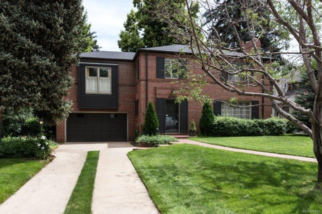 400 Ivanhoe Street, Denver, CO 80220 (#3084387) :: RazrGroup