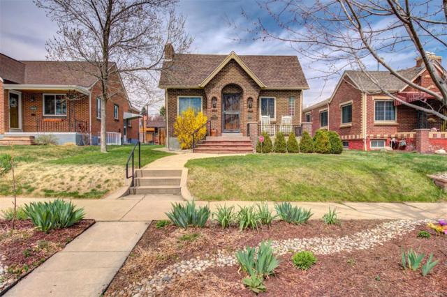 4637 W 31st Avenue, Denver, CO 80212 (#3085577) :: Structure CO Group