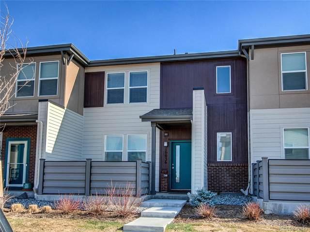 16036 E Warner Drive, Denver, CO 80239 (MLS #3085633) :: The Sam Biller Home Team