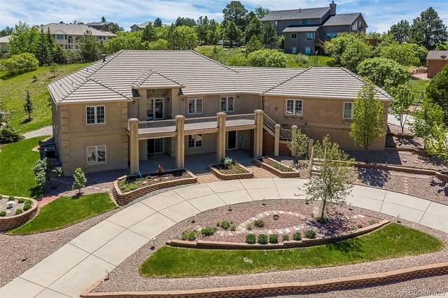 14625 Bermuda Dunes Way, Colorado Springs, CO 80921 (MLS #3085707) :: 8z Real Estate