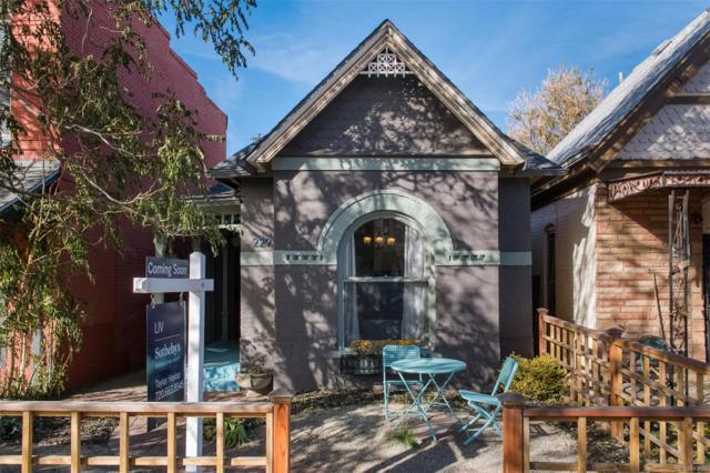229 Inca Street, Denver, CO 80223 (#3085750) :: The Heyl Group at Keller Williams