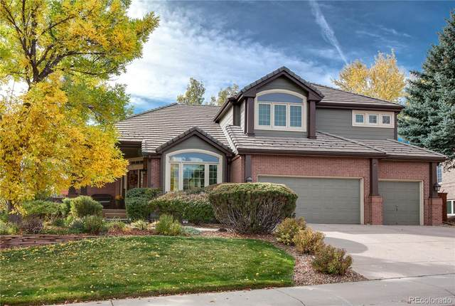 9725 Edgewater Place, Lone Tree, CO 80124 (#3086155) :: Chateaux Realty Group