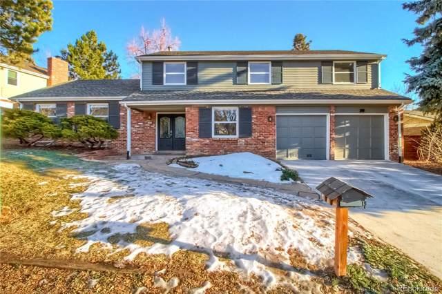 7376 S Jackson Street, Centennial, CO 80122 (MLS #3086375) :: 8z Real Estate