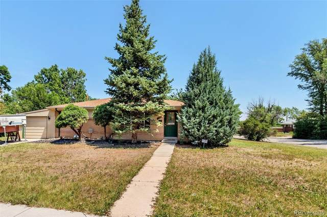 5713 W 67th Avenue, Arvada, CO 80003 (#3087423) :: The DeGrood Team
