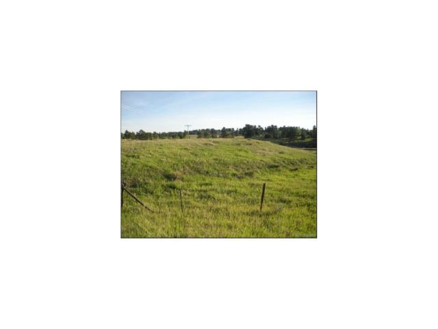 10244 Inspiration Drive, Parker, CO 80138 (MLS #3087463) :: 8z Real Estate