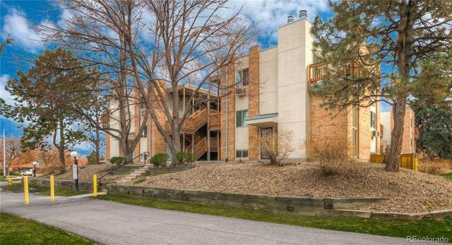 2835 S Monaco Parkway #306, Denver, CO 80222 (MLS #3087585) :: 8z Real Estate