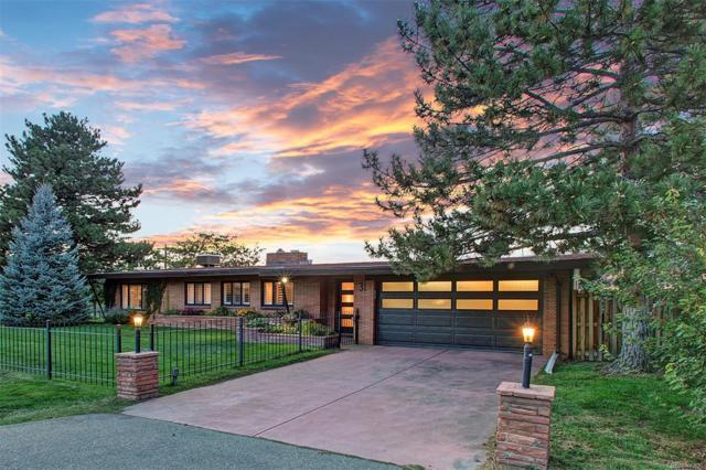 31 Hillside Drive, Wheat Ridge, CO 80215 (#3087773) :: Wisdom Real Estate