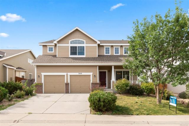 340 Short Drive, Dacono, CO 80514 (MLS #3087946) :: 8z Real Estate