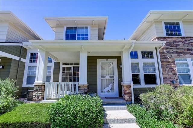 3000 E 112th Avenue #28, Northglenn, CO 80233 (#3088053) :: Peak Properties Group