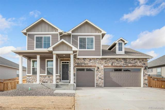 548 N Golden Eagle Parkway, Brighton, CO 80601 (#3088127) :: Real Estate Professionals