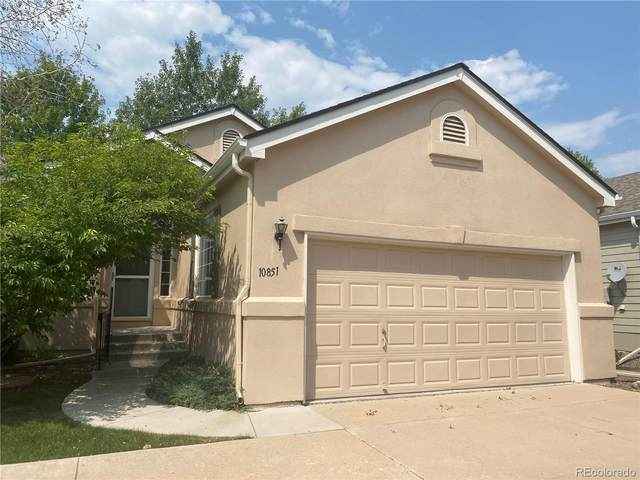 10851 W Dumbarton Place, Littleton, CO 80127 (#3088178) :: Chateaux Realty Group