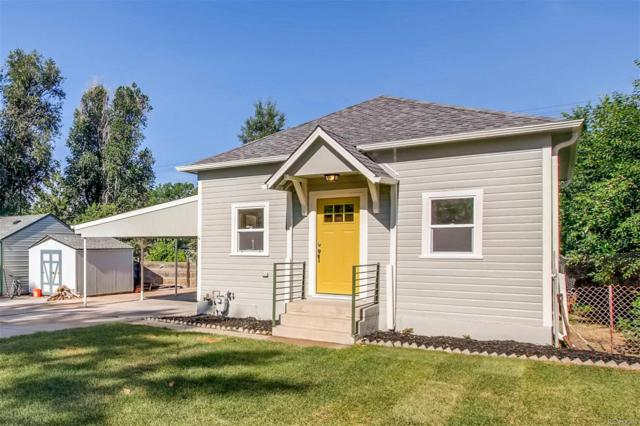 4615 S Grant Street, Englewood, CO 80113 (#3088523) :: The Healey Group