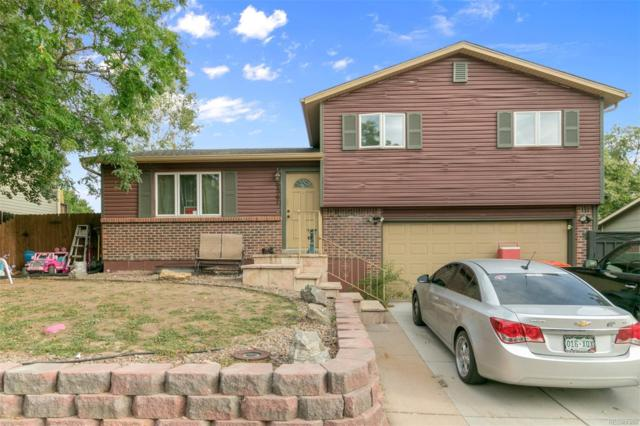 9561 W Lake Avenue, Littleton, CO 80123 (#3088533) :: Colorado Home Finder Realty
