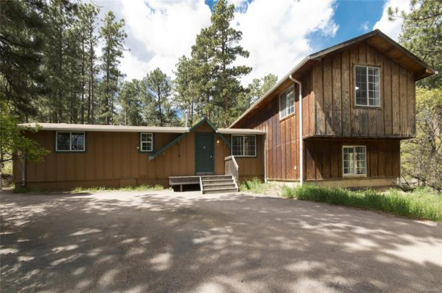 330 Hilltop Road, Palmer Lake, CO 80133 (#3088798) :: The Griffith Home Team