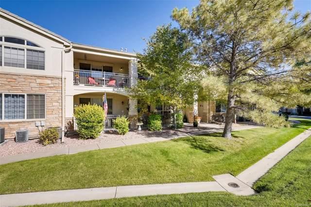 5350 S Jay Circle 1C, Denver, CO 80123 (MLS #3088906) :: 8z Real Estate