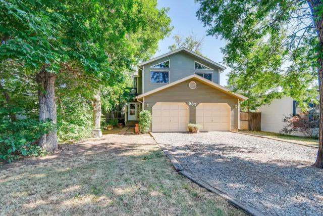 607 E Geneseo Street, Lafayette, CO 80026 (#3089264) :: The Pete Cook Home Group