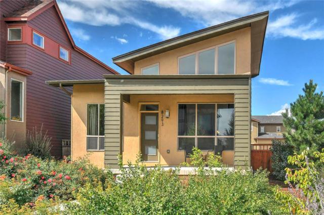 8293 E 29th Place, Denver, CO 80238 (#3089271) :: The Peak Properties Group