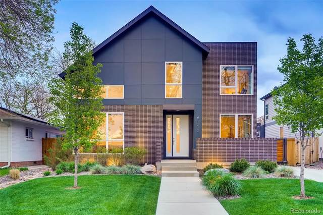 1272 Olive Street, Denver, CO 80220 (#3089689) :: The Griffith Home Team
