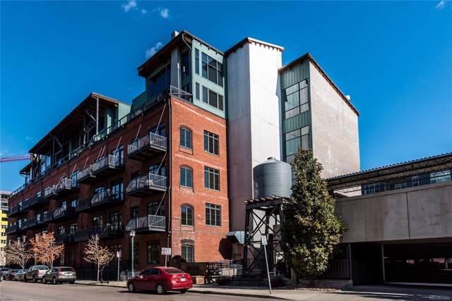 2960 Inca Street #501, Denver, CO 80202 (#3090057) :: The Heyl Group at Keller Williams