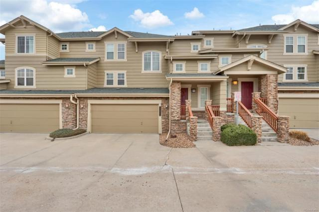 22065 E Jamison Place, Aurora, CO 80016 (#3090136) :: The Tamborra Team