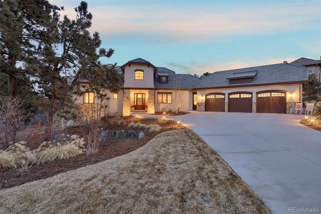 2163 Sierra Verde Court, Castle Rock, CO 80104 (#3090174) :: The Harling Team @ Homesmart Realty Group