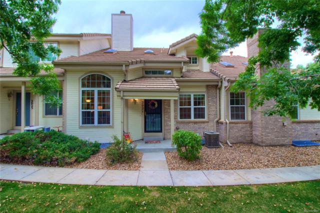 2021 S Xenia Way, Denver, CO 80231 (MLS #3090258) :: 8z Real Estate