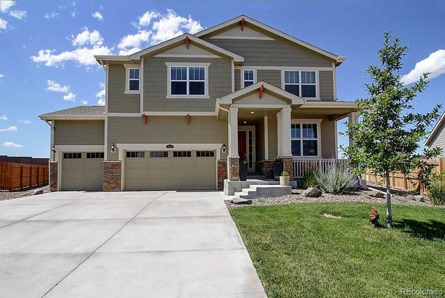 2345 E 162nd Court, Thornton, CO 80602 (#3090416) :: Kimberly Austin Properties